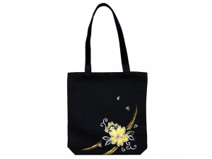 Hand-painted bag Sakura [ Japan gift ]