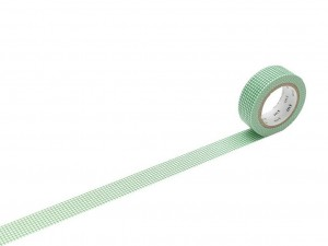 Taśma washi masking tape mt - Hougan Kusa